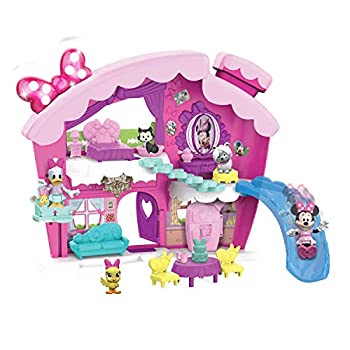 Minnie's Bowfabulous Home by Just Play