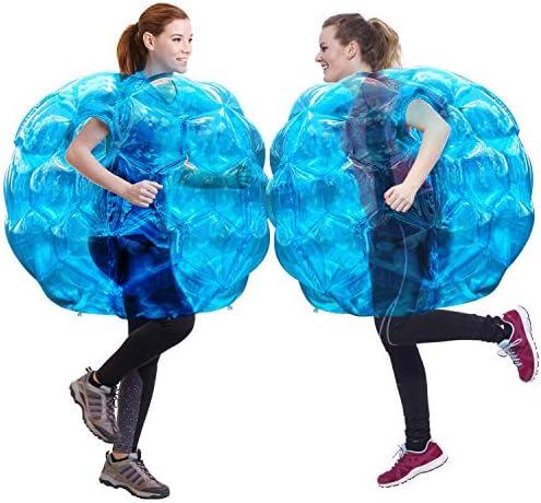 Human bubble suit