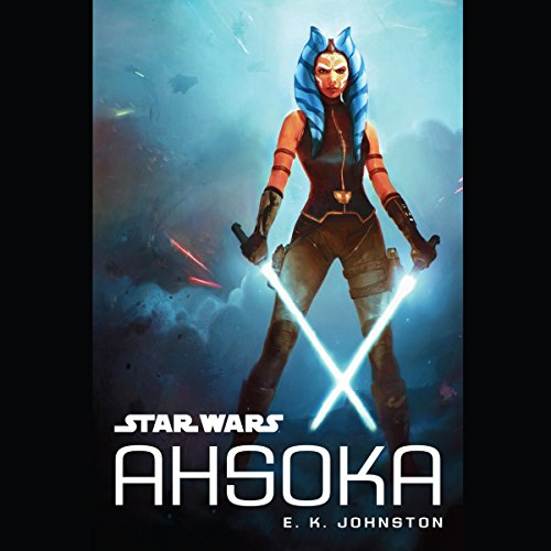 Page de couverture de Star Wars: Ahsoka