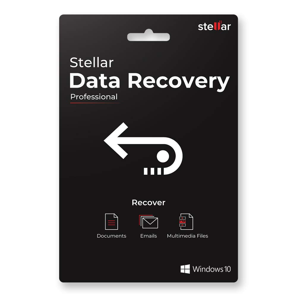 Stellar Data Recovery Software Windows v9.0 For Max 66% OFF Professional Ranking TOP12