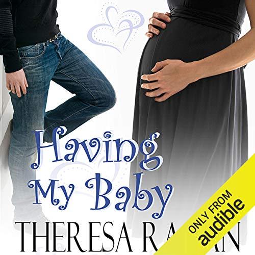 Having My Baby audiobook cover art