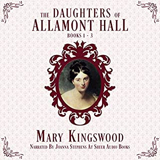 The Daughters of Allamont Hall Collection cover art