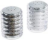Cole & Mason Beehive Acrylic Salt and Pepper Shakers, 7 cm