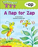 Word Family Tales: A Nap for Zap (-ap) (English Edition)