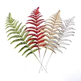 MMLUCK 40 PCS Artificial Plants...