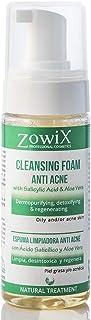 ZOWIX Antiacne en Espuma Limpiadora. Foam purificante suave