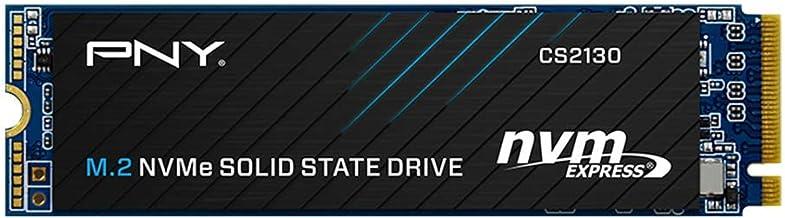 PNY CS2130 1TB M.2 PCIe NVMe Gen3 x4 Internal Solid State Drive (SSD), Read up to 3,500 - M280CS2130-1TB-RB