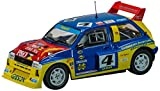 SuperSlot - Coche de Slot MG Metro 6R4 British Rallycross (Hornby S3494)