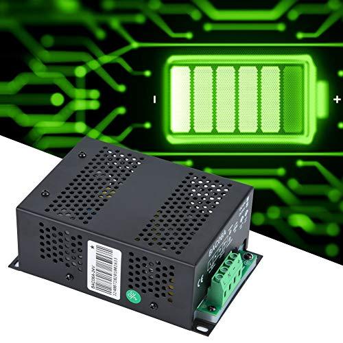 Automatische acculader, 24 V automatische acculader Slimme drijvende lading Dieselgeneratorset Accessoire - Accu-desulfator met temperatuurcompensatie