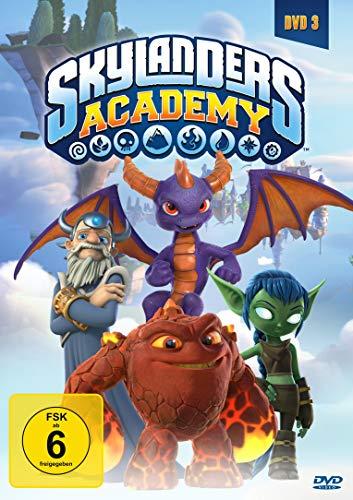Skylanders Academy - DVD 3