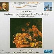 Die Jahreszeiten - The Seasons by Mozarteum Orchestra Salzburg/Salzburger Bachchor (2005-05-17)
