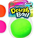 Fun a Ton Stretchy Balls Stress Relief (Pack of 1) Soft Dough Stress Ball Pull and Stretch. Hand Therapy or Sensory Fidget Toy, Squishy Anxiety Relaxing Toy. | 401-1s