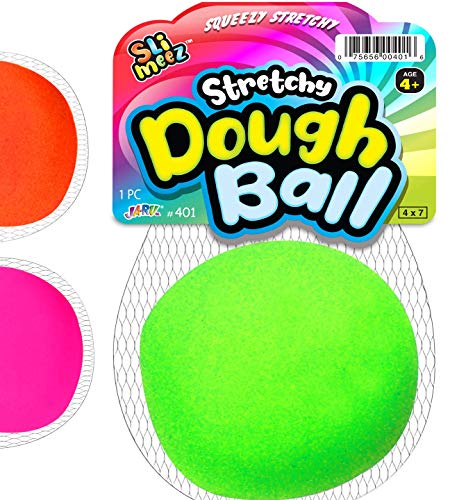 Fun a Ton Stretchy Balls Stress Relief (Pack of 1) Soft Dough Stress Ball Pull and Stretch. Hand...