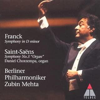 Franck: Symphony in D minor / Saint-Saens: Symphony 3