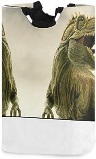 Grand bac de rangement pour la maison de dinosaures, sacs de rangement, panier à vêtements, panier à linge pliable Grand s...