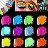 EBANKU Pigmento de Uñas en