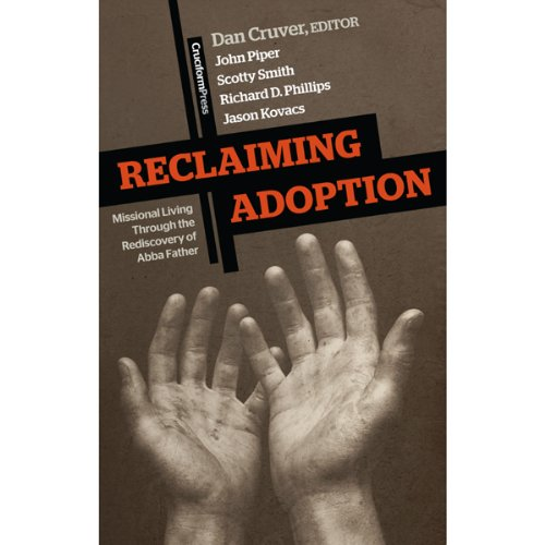 Reclaiming Adoption audiobook cover art