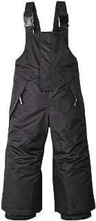Pantalones de Esquí para Niños Pantalones de Babero Traje