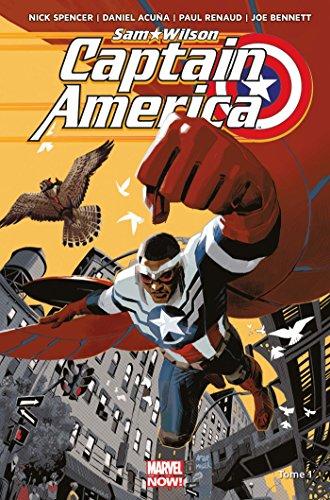 Captain America : Sam Wilson T01