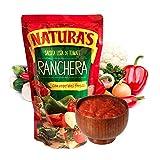 Naturas Salsa Ranchera. Salsita Lista De Tomate Con Vegetales Frescos. Ready To Use. Made With Fresh...