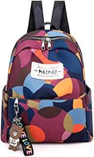Backpack Women Waterproof Oxford Bagpack Female Anti Theft Backpack Schoolbag for Girls