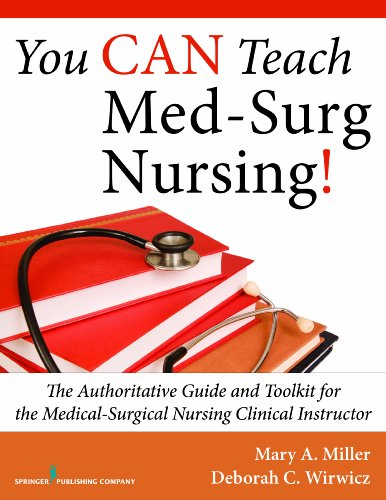 51waULRyp7L - You CAN Teach Med-Surg Nursing!: The Authoritative Guide and Toolkit for the Medical-Surgical Nursin
