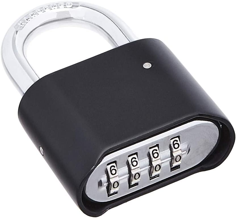 "Amazon Basics 2"" 4-Digit Combination Padlock"