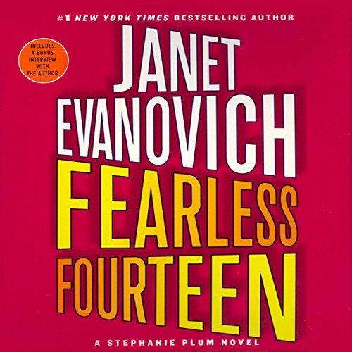 Fearless Fourteen cover art