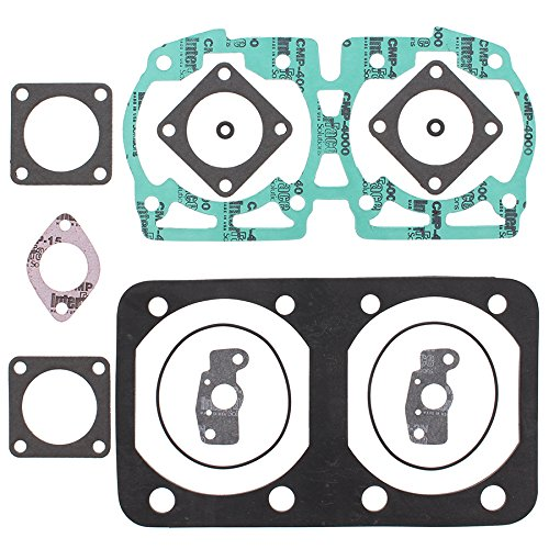 New Winderosa Full Top Gasket Set for Ski-Doo Formula Z 1994 1995 1996, Summit 583 1994 1995 1996