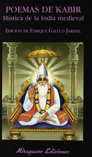 Poemas de Kabir. Mística de la India medieval (Libros de los Malos Tiempos)