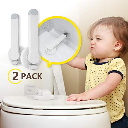 Baby Proofing Toilet Lock [2 Pac...