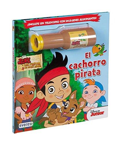 El Cachorro Pirata. Jake Y Los Piratas De Nunca Jamás (+ Telescopio) (Libros singulares)
