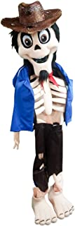 Deluxe Hector Rivera Coco Movie Mascot Costume Character Cosplay Nude
