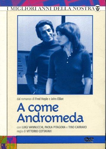 A Come Andromeda (Box 3 Dvd)