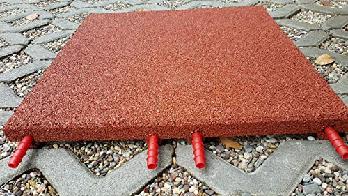 Stallmatten,Paddockmatten,Boxenmatten (0,5 m² 2 STK.je 50x50x4,5 cm)