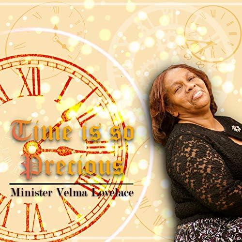 Minister Velma Lovelace