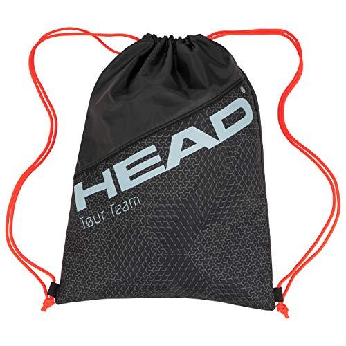 HEAD Unisex-Erwachsene Tour Team Schuhsack Tennistasche, schwarz/grau, Einheitsgröße