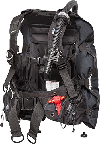 Zeagle Stiletto BCD with The Ripcord Weight...