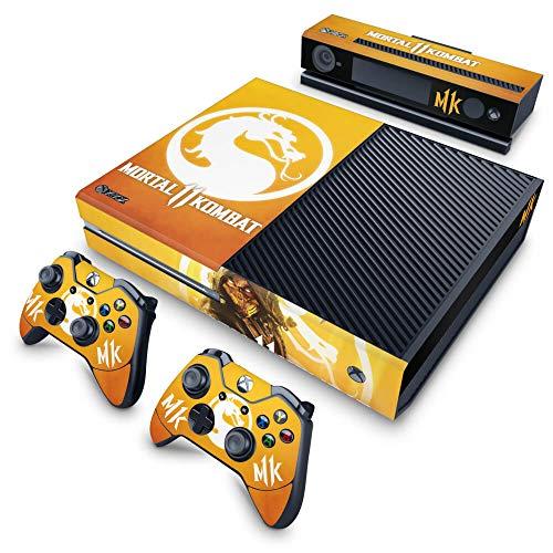 Skin Adesivo para Xbox One Fat - Mortal Kombat 11