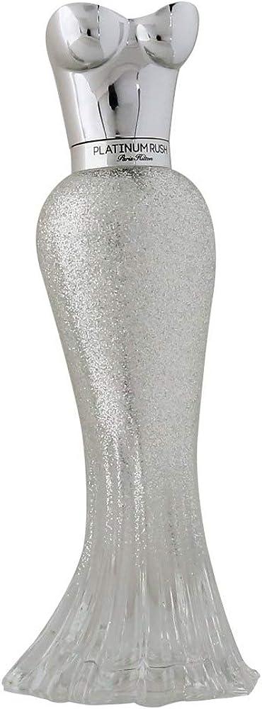 Paris hilton platinum rush,eau de parfum,profumo da donna,100 ml BL95NB