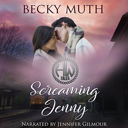 Screaming Jenny audiobook cover art