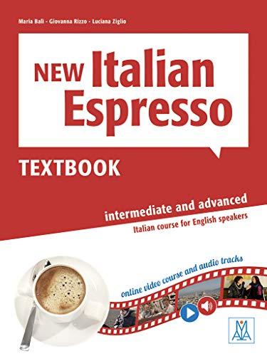 New Italian Espresso: Textbook + ebook - Intermediate/advanced