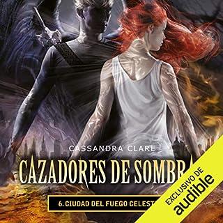 Ciudad del fuego celestial cover art