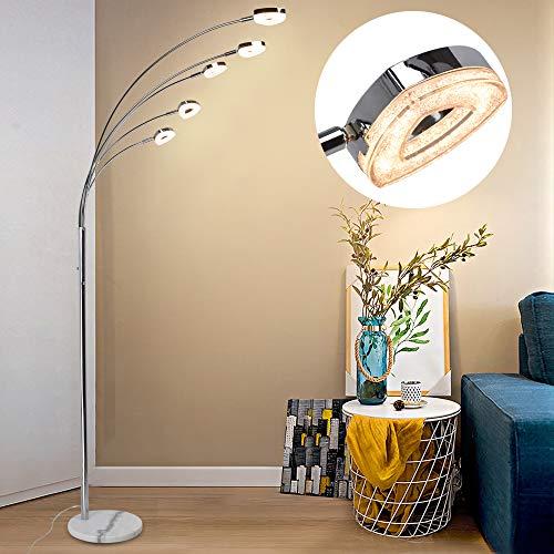 PADMA Stehlampe Modern Dimmbar Bild
