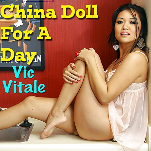 China Doll for a Day audiobook cover art