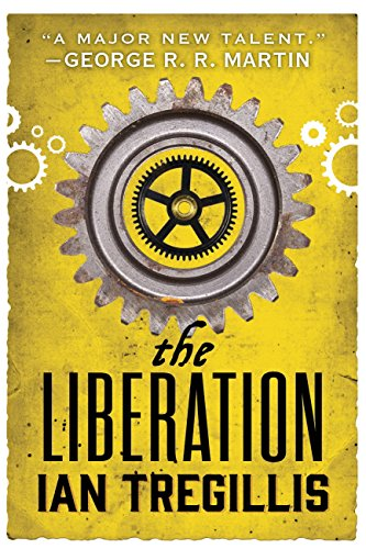 The Liberation: Book Three of The Alchemy Wars (English Edition)