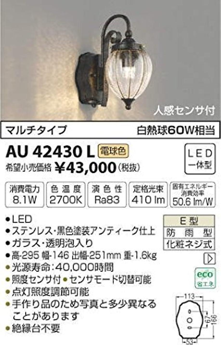 読書をするモニカ日光AU42430L 電球色LED人感センサ付アウトドアポーチ灯