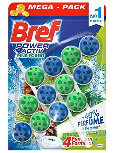 BREF Bloc WC Natural Poder Activo Pino blíster 3 uds
