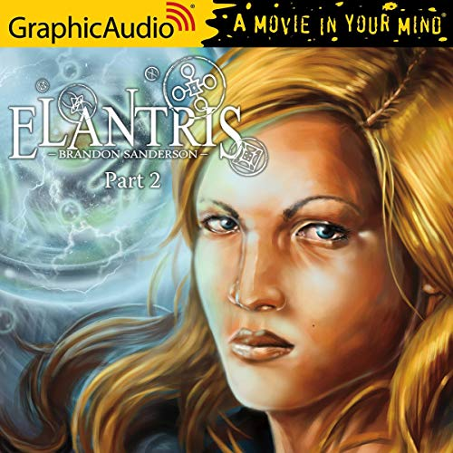 Couverture de Elantris (2 of 3) [Dramatized Adaptation]