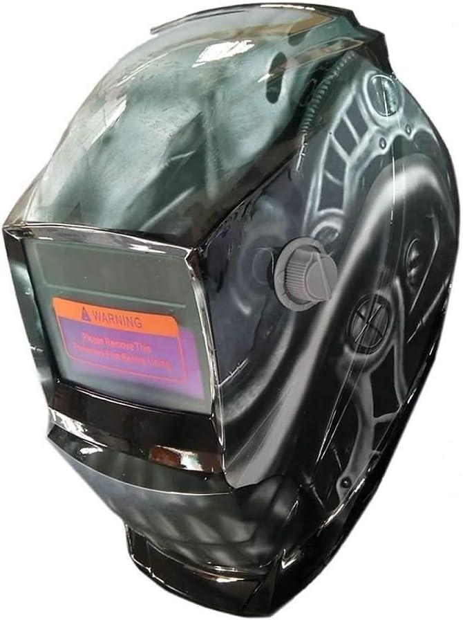 Auto Darkening Solar Welding Fashion Helmet Houston Mall ARC Welder Weld TIG MIG Lens